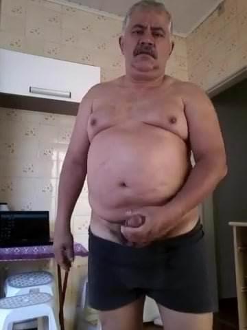 latino Papi porno gay