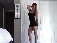Sexy GF & BF Fuck On Cam