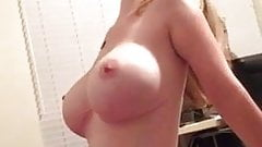 Teen With Big Tits Riding Dick