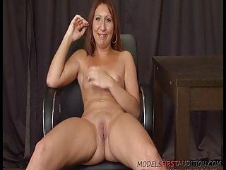 ModelsFirstAudition babe Cara Hard gives a great casting
