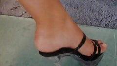 One of my ex girlfriends feet, higheels and legs 05
