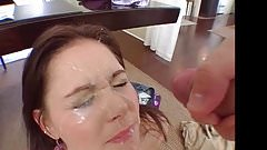 Splash facial