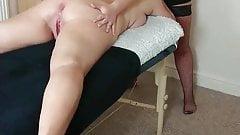 Maturem women Massage