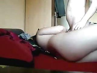 Amateur Couple Anal Cream Pie Video