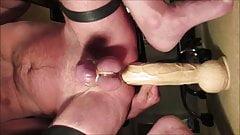 Balls Deep 15 inch Dick Rambone Prostate Milking