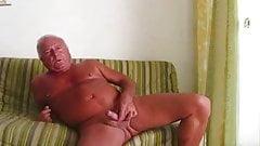 Smooth Sexy Dad Beats Off