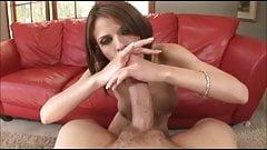 A really damn horny blow slut