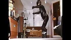 Roxina In Rubber Perv