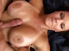 WANKZ- Busty Mackenzee Pierce Sucks A Dick