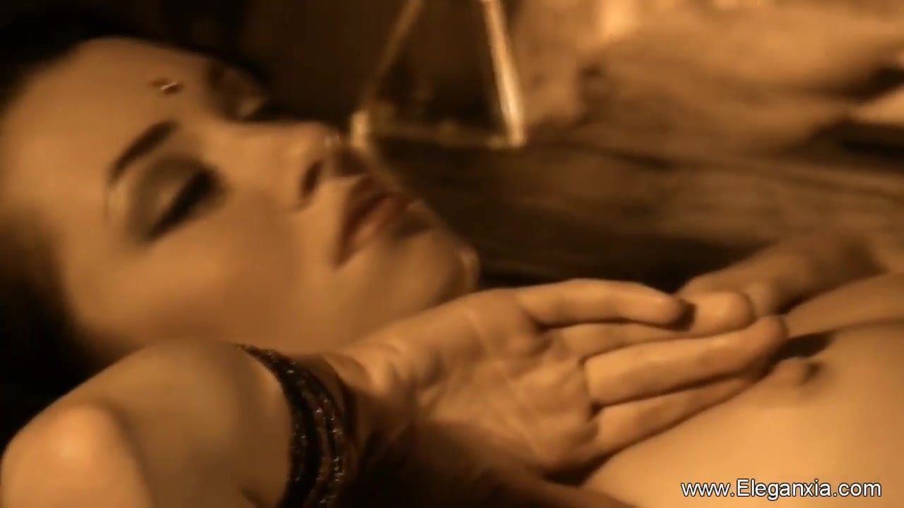 Gorgeous indian milf exploration