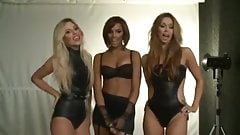 the Saturdays being sexy