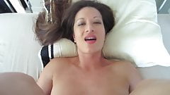 Getting a Creampie for Hungry Cuck