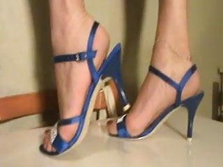 Feet off my wife shoeplay