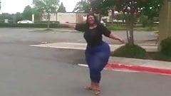 Bbw jailah big booty