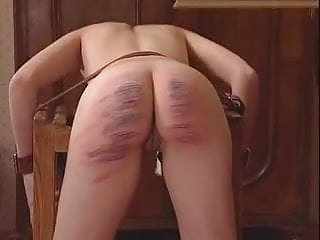 Another good caning...