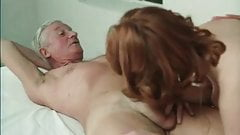 Sexy Mature Fucks Older Men