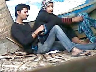 Preview 4 of Bangladeshi Aunty with Young Lover