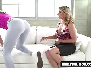 RealityKings - Moms Lick Teens - Cory Chase Kirsten Lee - A