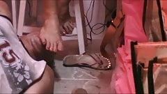 LYNDA DISCIPLINADORA FOOT WORSHIP FEET FETISH