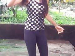 BEautiful and sexy girl girl dancing.mp4