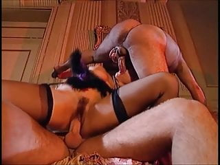 Fuck in all holes and cum into mouth and pussy