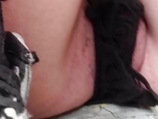 Upskirt Teen Pussy Slip