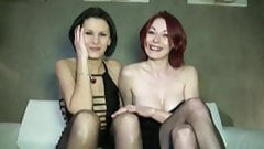 Leeloo and Sophie banged by 2 guys