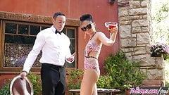 TwistysHard - Ariana Marie starring at Yes Maam