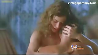 Vintage Hardcore Sex Scene with Milf Woman
