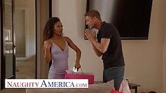 Naughty America - Demi Sutra fucks her friends husband