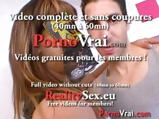 French orgasm video