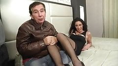 Cute Italian Martina analfucked