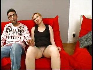 Anais takes a huge cock