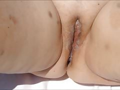 Creekside Fun and Cum.....Squirt and Creampie