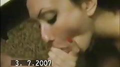 bulgarian girl suck dick and cum