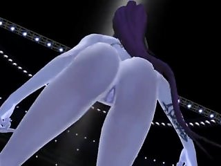 Mmd Widowmaker Lean On Twerkout