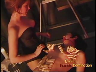 Three lusty sluts enjoy having some naughty fun with an Asia