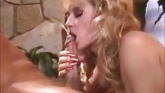 Blonde Beauty Works The Cum Out Of A Cock ( Vintage Loop )