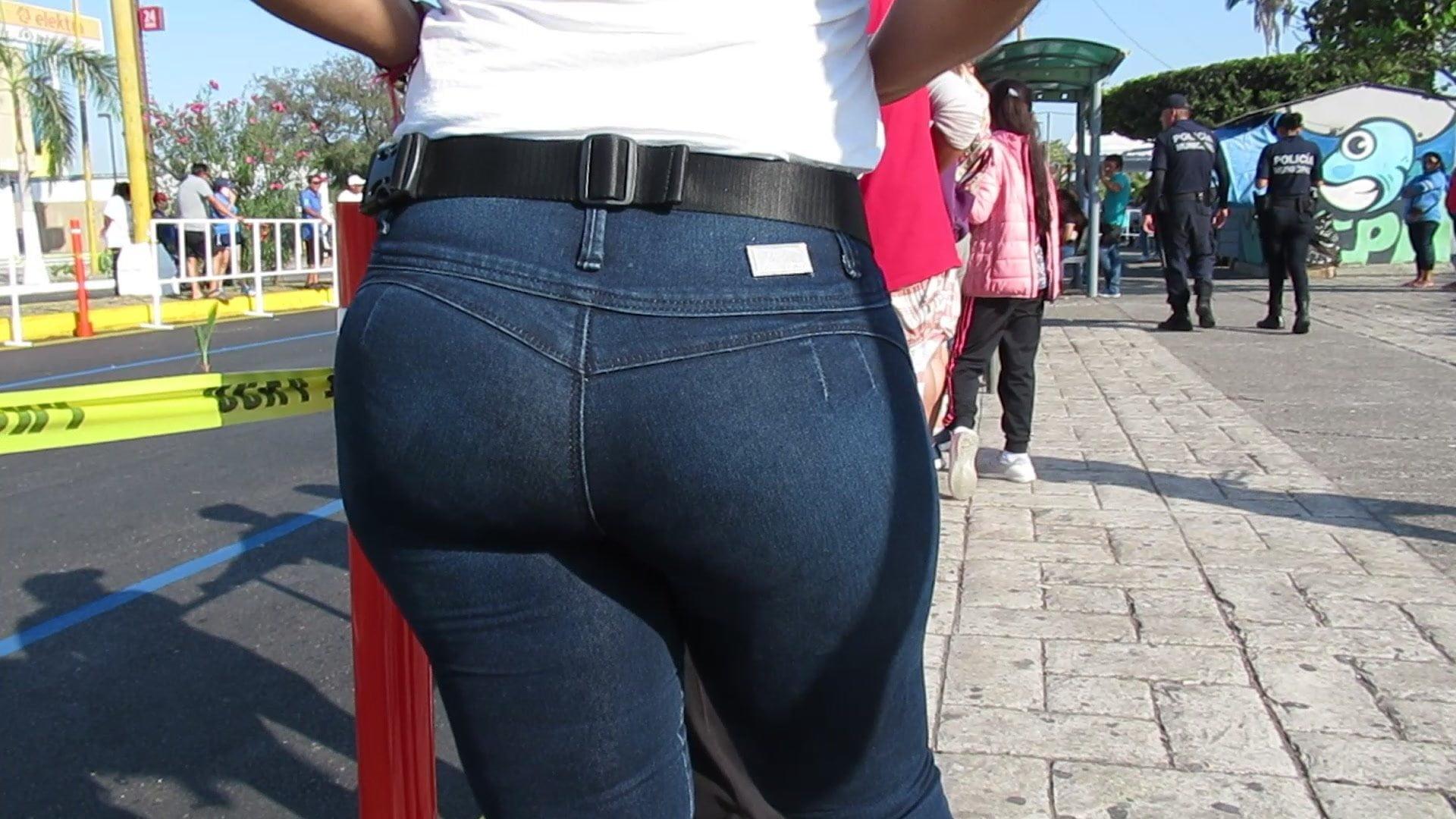 Latina tight ass video #14