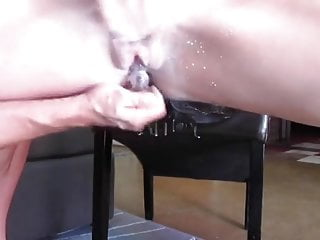 friend helping her gush that wet pussy
