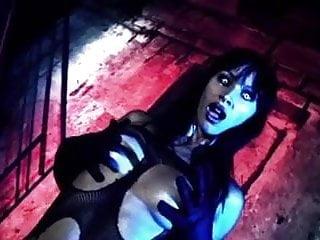 DEMON WOMAN - softcore erotic music video