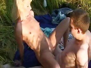 Outdoor Sex Mit