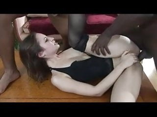 Best Of Black Cocks and White Asses # 2 - Amber Rayne