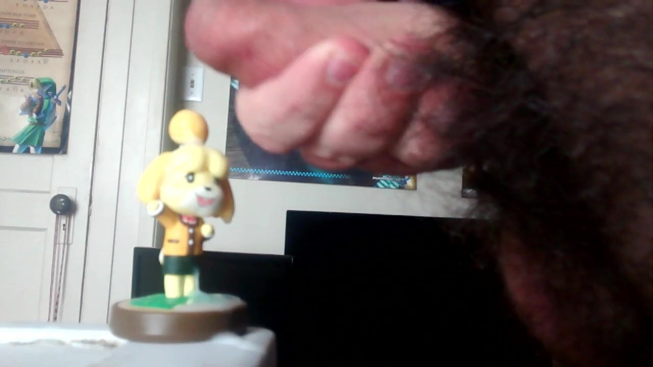 Animal Crossing Gay Porn Xvideos sof: isabelle amiibo #2
