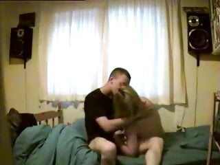 Horny Cheating Wife having wild sex with her Teen Lover