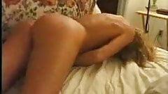 Roxanne Hall has wild shaking orgasm