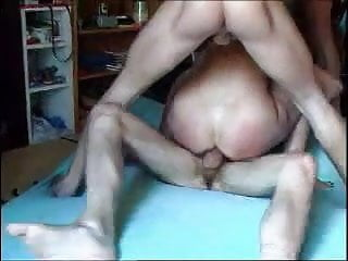 Russian Mature Having Sex With  Guys