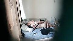 Ladyboy Hidden Cam with a Fat Fag