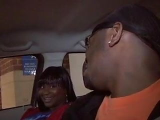 Blow job street susan - Two ebony whores take turns giving hung black stud a great blow job