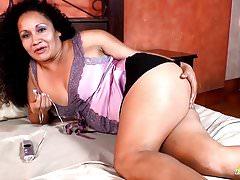LatinChili Grandmas Hot Solo Videos Compilation